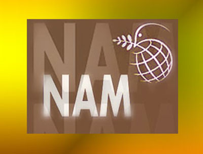 The Non-Aligned Movement (NAM)