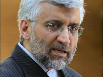 Secretary of Iran's Supreme National Security Council (SNSC) Saeed Jalili