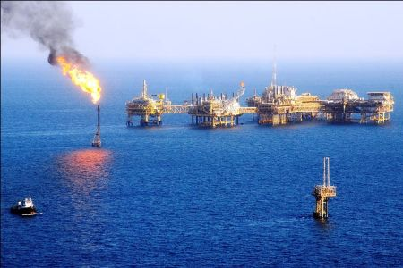 Salman-oil-field-in-the-Persian-Gulf