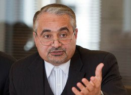 Former Iran nuclear negotiator, Seyed Hossein Mousavian