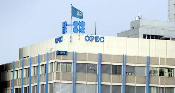 OPEC figures show drops in output and price of Iranian oil for January 2015.