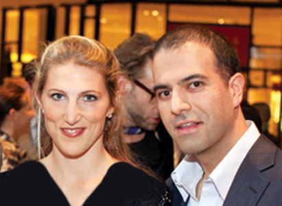 Dr. Behrouz (Brian) Vala Nahed and Vanessa Kerry1