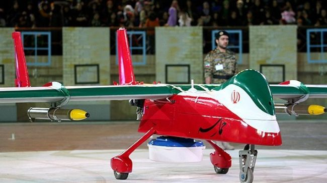 Iran's indigenous UAVs - Page 2 Hamaseh-drone