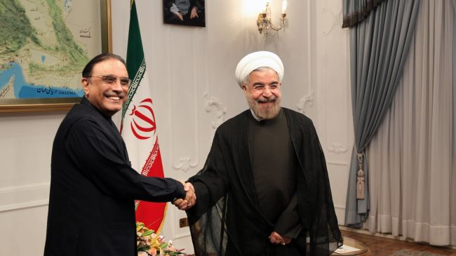 pakistan and iran relationship