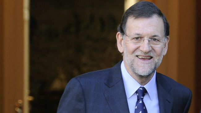 Spain's Prime Minister Mariano Rajoy - The Iran Project