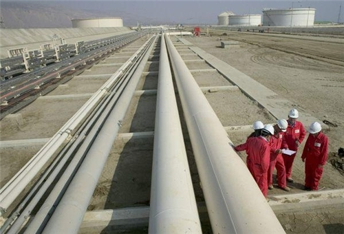 Irans gas export to Europe