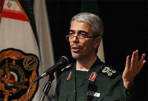 Image result for Major General Mohammad Bagheri,