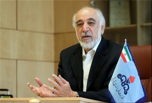 Head of Iran National Petrochemical Company Abbas Sheri-Moqaddam