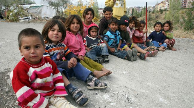 Syrian childrens