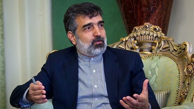 Deputy Head and Spokesman of the Atomic Energy Organization of Iran (AEOI)  Behrouz Kamalvandi