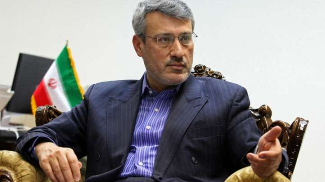 Director General for Political and International Affairs at Iran's Foreign Ministry Hamid Ba'eedinejad