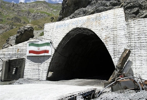 Tajikistan's Independence Tunnel