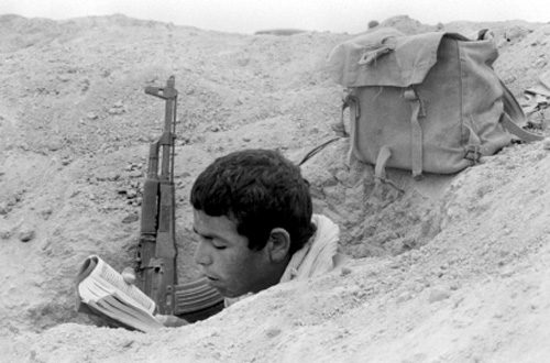 War Between Iran And Iraq Spotlights Iran-iraq War