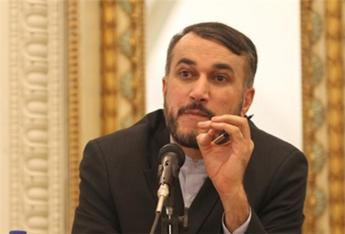 Iran's Deputy Foreign Minister for Arab and African Affairs Hossein Amir-Abdollahian