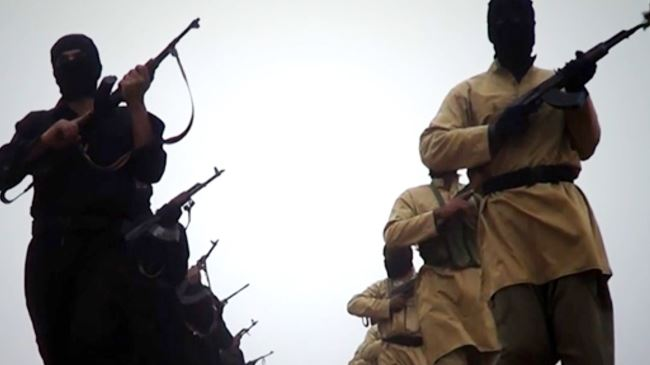 ISIL terrorists operating in Iraq. (file photo)