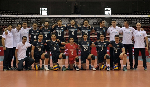 Irans-national-volleyball-team