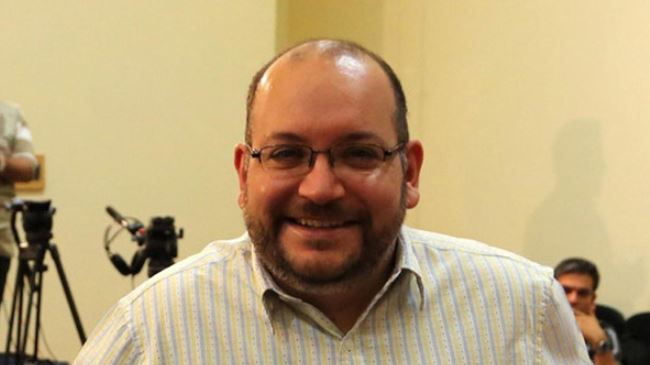 The Washington Post's Tehran correspondent Jason Rezaian