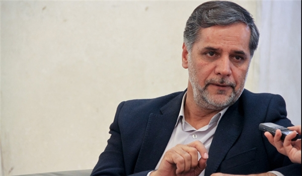 Spokesman for Iran's Majlis National Security and Foreign Policy Committee Seyyed Hossein Naqavi-Hosseini