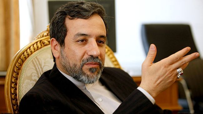 Iran's Deputy Foreign Minister for Legal and International Affairs Abbas Araqchi