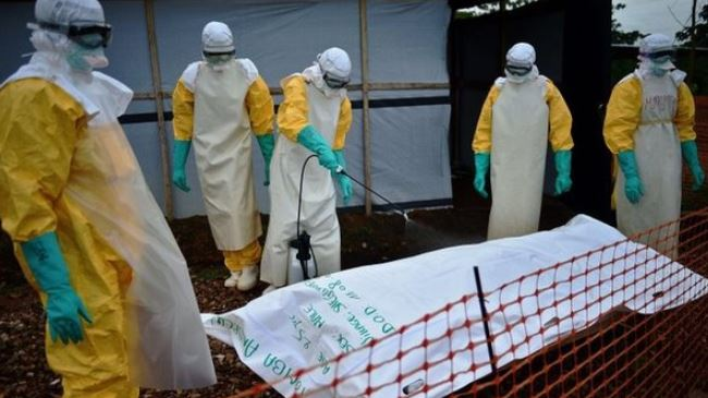 Ebola Epidemic To Take Six Months Control MSF