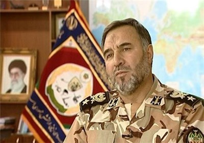 Image result for Iranian General Kiumars Heidari