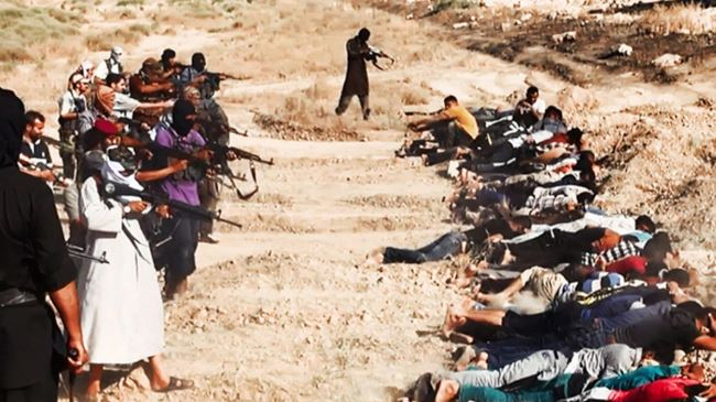 The ISIL terrorists have been carrying out horrific acts of violence against Iraqi and Syrian communities