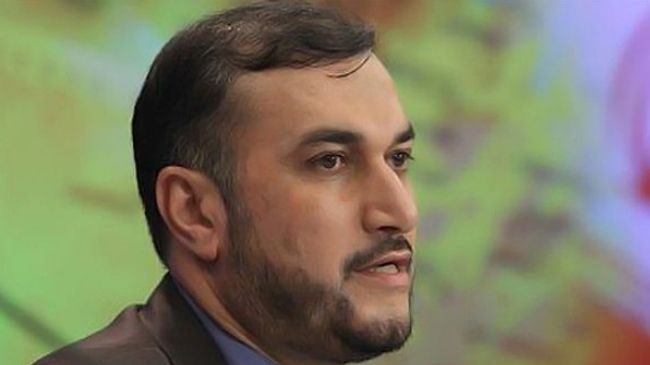 Iranian Deputy Foreign Minister for Arab and African Affairs Hossein Amir-Abdollahian