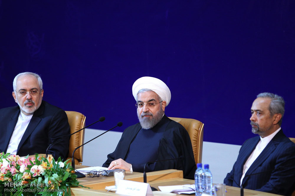rouhani in WAVE
