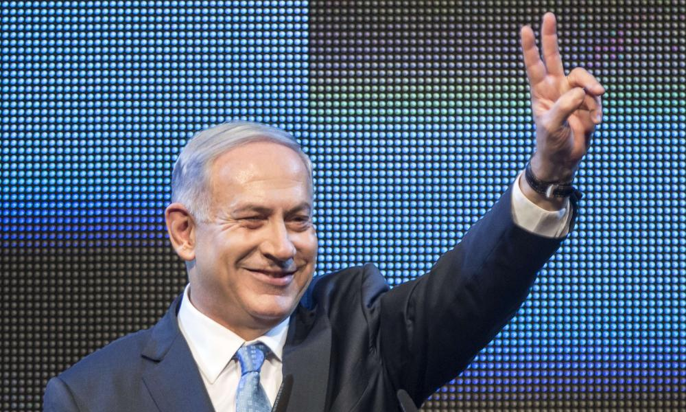 The White House has said it wants to avoid the appearance of influencing the Israeli elections, set to take place two weeks after Binyamin Netanyuahu's visit. Photograph: Jack Guez/AFP/Getty Images