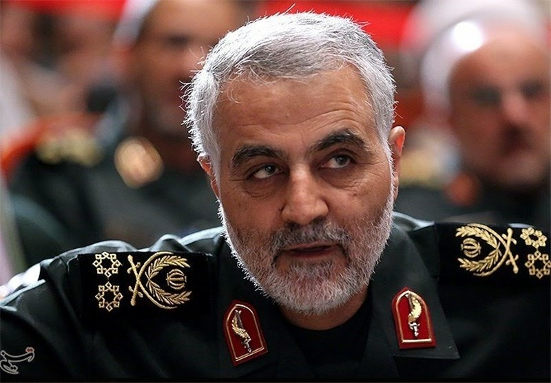 General Qassem Suleimani, the once rarely seen commander of the powerful Quds Force, has become the public face of Iran's support for the Iraqi and Syrian governments.