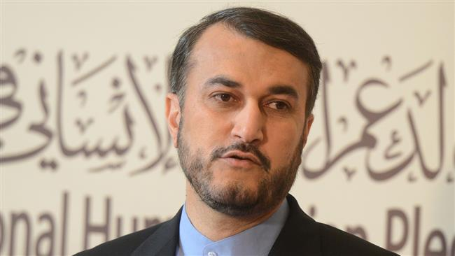 Iran's Deputy Foreign Minister for Arab and African Affairs Hossein Amir-Abdollahian.