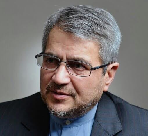 Iran's new Ambassador to the United Nations, Gholam Ali Khoshroo