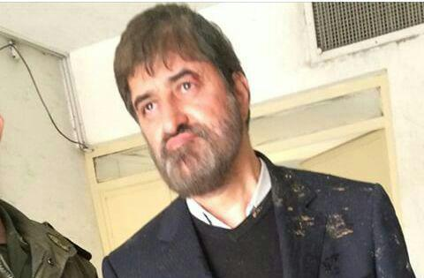 Iranian outspoken MP Ali Motahari was attack by a group of assailants in Shiraz on  March 9, 2015.