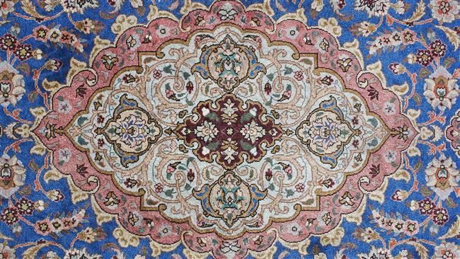 Iran says it is still the world's leading carpet exporter.