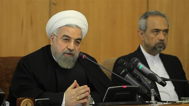 The exports of Iran's non-oil products have hit a record high, President Hassan Rouhani announced, noting that such success has been achieved despite sanctions imposed on Iran.
