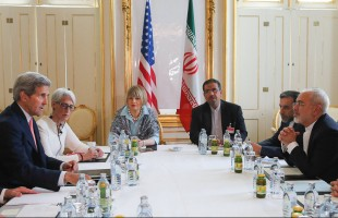 Iran, US FMs meet in Vienna