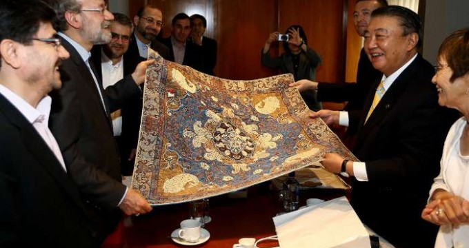 Larijani in New York (17)