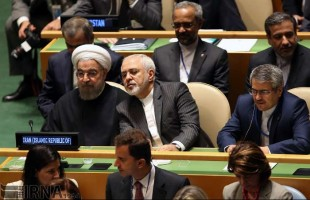 President Rouhani attends Sustainable Development summit at UN