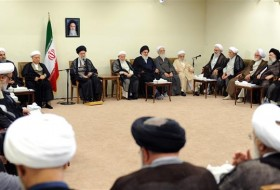 SL receives officials of Iran's Assembly of Experts