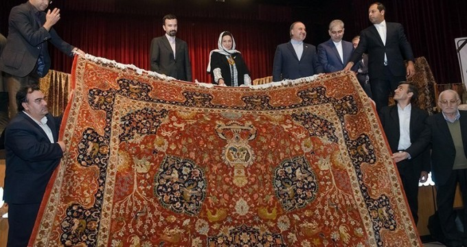 Iran's Tabriz Named World's Carpet Capital  (19)