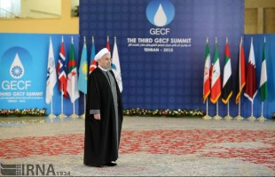 3rd GECF Summit kicks off in Tehran