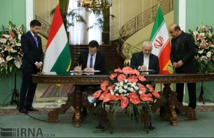 Iran, Hungary sign 8 MoUs in Tehran
