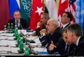 Syria peace talks in Vienna