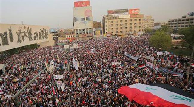 Iraqi protesters rally against Turkish troop deployment