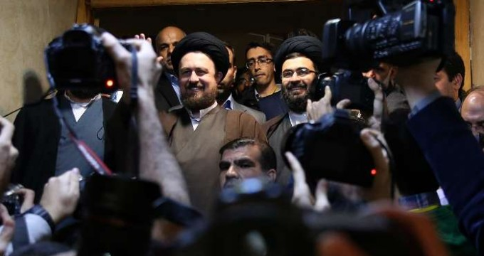 Seyed Hassan Khomeini registers for Assembly elections
