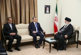 Supreme Leader receives Hungarian premier