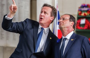 Cameron & Hollande