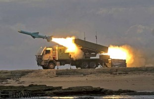 Iranian Navy Test-Fires Cruise Missile 'Noor'