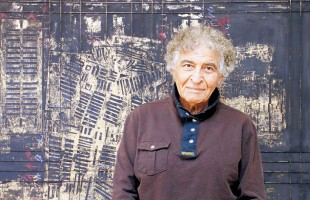 Iranian veteran artist Massoud Arabshahi