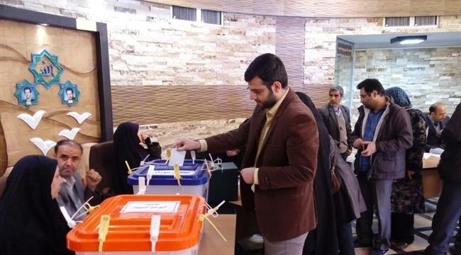 Iranians begin voting in crucial elections